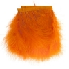 Marabou Trim 6In Aprox. 20g 1Yd Orange